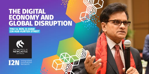 The Digital Economy and Global Disruption with Kris Singh (SRII)