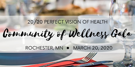 Community of Wellness Gala  tickets