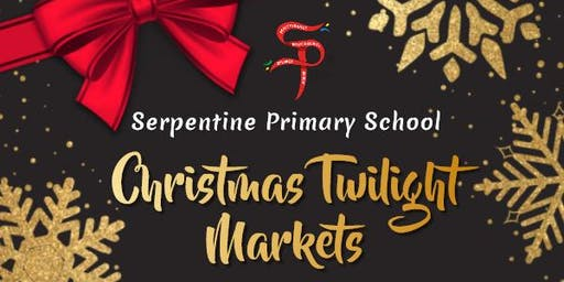 Christmas Twilight Markets