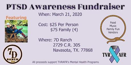 PTSD Awareness Fundraiser tickets