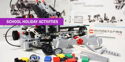 LEGO® Mindstorms EV3 Robotics 2pm (8-12 years) - Burpengary Library