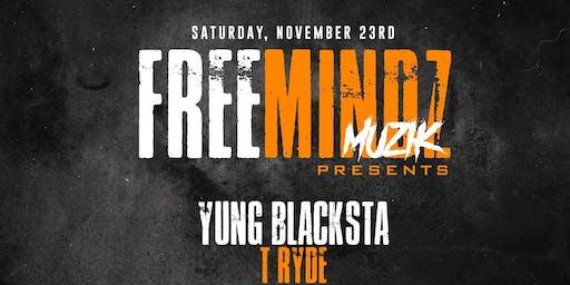 YUNG BLACKSTA LIVE W/ T-RYDE