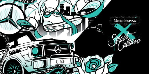 Mercedes me x Street Culture