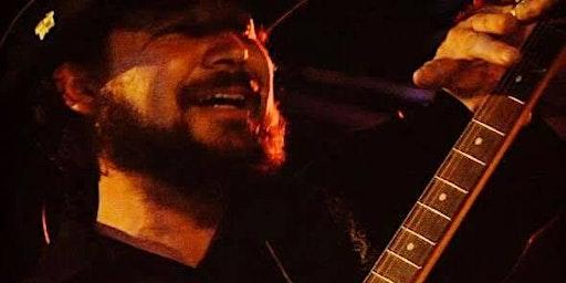 Wayne Davis former guitarist & co writer for David Alan Coe