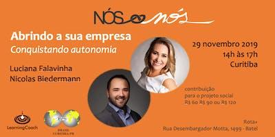 Abrindo sua empresa, conquistando autonomia - Curitiba - 29/nov