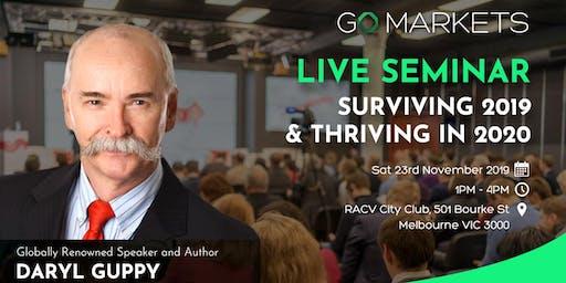 Live Trading Seminar with Daryl Guppy