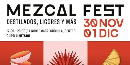 Mezcal Fest Cholula