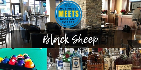 Business Meets Beer at Black Sheep tickets