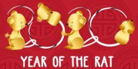Chinese Year of the Metal Rat 2020 tickets