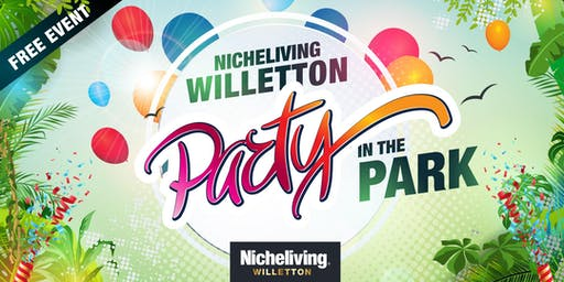 Nicheliving Willetton's Party in the Park