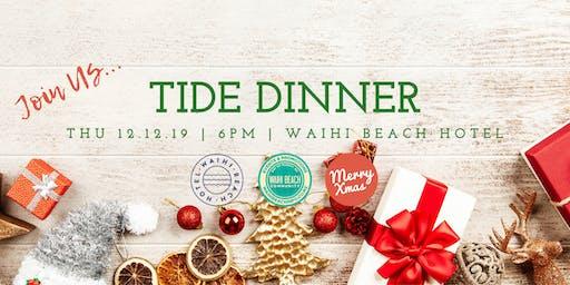 TIDE Christmas Dinner 2019