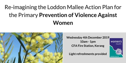 Re-imagining the Loddon Mallee PVAW Regional Action Plan - Mildura