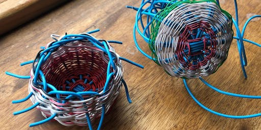 Art After Hours - Wire Weaving