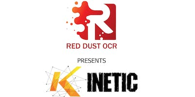 Kinetic 5km Obstacle Course Race - *****  SATURDAY