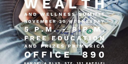 Wealth and Wellness Summit