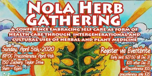 4th Annual NOLA Herb Gathering