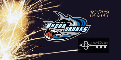 The Penthouse Presents: New Years Eve with the Razorsharks!