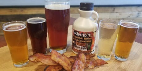Bacon and Beer Pairing tickets
