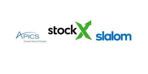 APICS Detroit PDM at Slalom: Hear from StockX