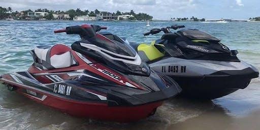 JETSKI RENTAL MIAMI BEACH FLORIDA
