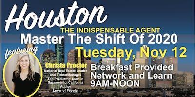 Houston Master The Shift of 2020