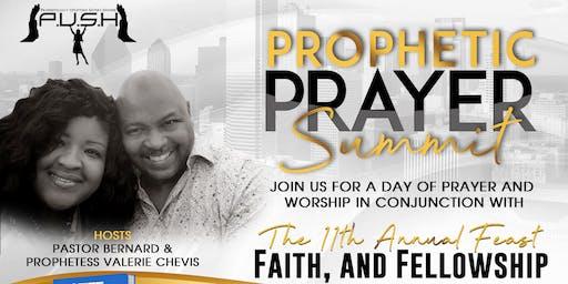 Prophetic Breakthrough Prayer Summit