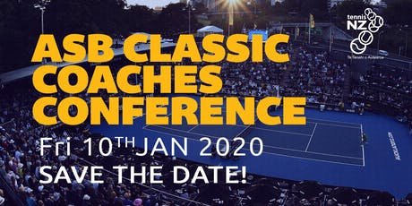 2020 ASB Classic Coaches Conference tickets