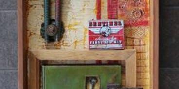 Junk Drawer Shrine