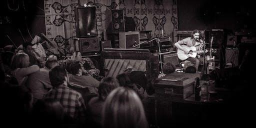 Luke Thompson at The Porch Recording Studio