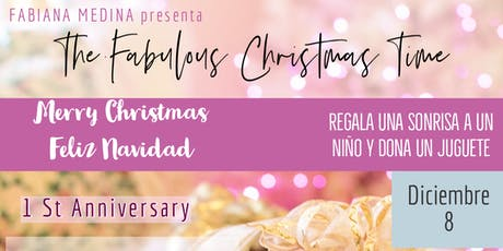 The Fabulous Christmas Time tickets