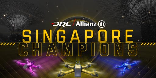 Drone Racing League / DRL Allianz: Singapore Champions