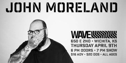 John Moreland at Wave