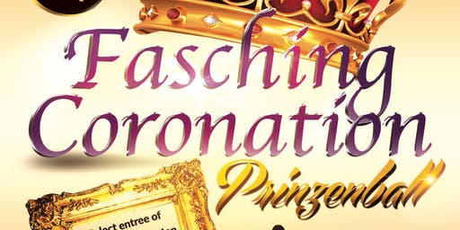 FASCHING – PRINCE AND PRINCESS BALL