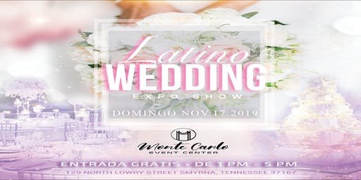 Latino Wedding Expo Show
