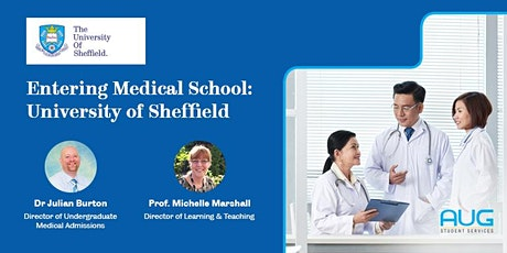 Entering Medical School at The University of Sheffield tickets