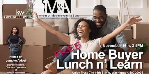 Free Home Buyer Lunch n' Learn (Seminar)