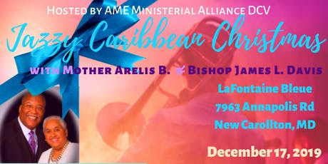 Christmas with Mother Arelis & Bishop James Davis tickets