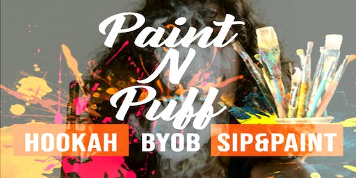 Paint N Puff (Thanksgiving Special)