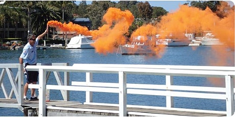 NSW Maritime Services Expired Marine Flares Collection Program tickets