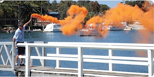 NSW Maritime Services Expired Marine Flares Collection Program