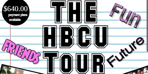 The HBCU  Tour 2020