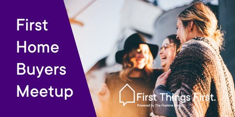 First Home Buyers Reality Check | Free Property Meetup tickets
