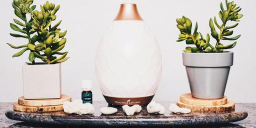 Young Living Ladies Night
