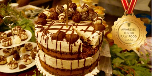 Decadent Desserts Without Processed Sugar