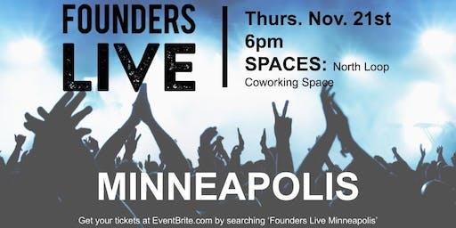 Founders Live Minneapolis