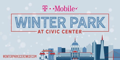 T-MOBILE WINTER PARK AT CIVIC CENTER - San Francisco 2019