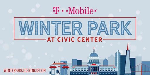 T-MOBILE WINTER PARK AT CIVIC CENTER - San Francisco 2019