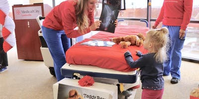Medical City Lewisville Teddy Bear ER Clinic & Open House