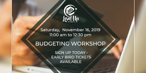 Budgeting Workshop: Gateway to financial freedom