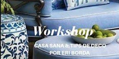 Decoración Y Energías workshop